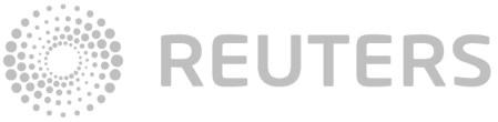 Logo as seen on Reuters